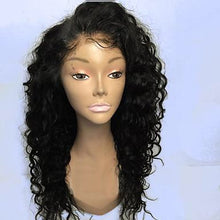 Peruvian Deep Wave Lace Front Custom Unit