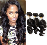 Virgin Peruvian Loose Wave
