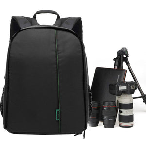 Padded DSLR Camera Backpack
