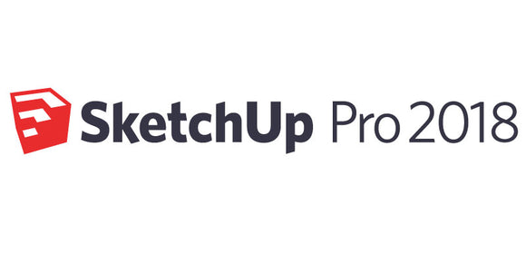 SketchUp Pro 2018 (EDUCATIONAL - 1 YEAR LICENSE)