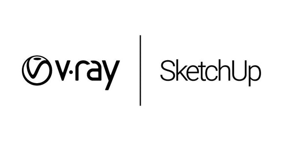 V-Ray for SketchUp (Commercial)