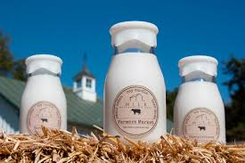 Milk Reclamation Barn Candles