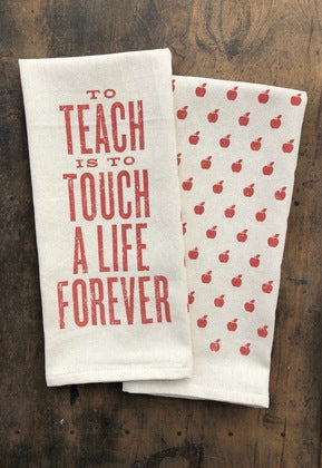 To Teach Hand Towel