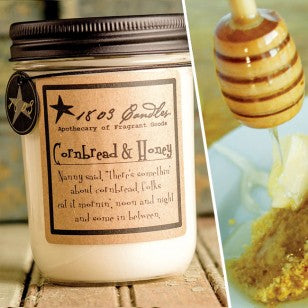1803 Cornbread & Honey
