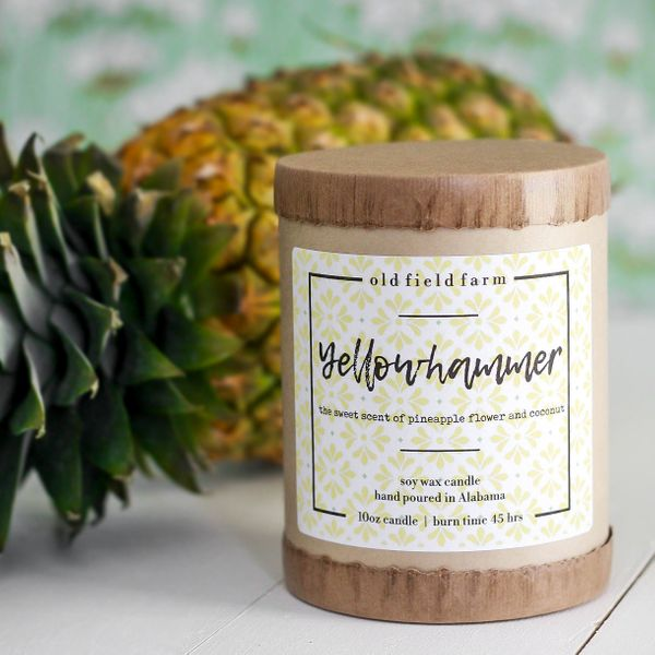 Old Field Farm Yellowhammer Candle