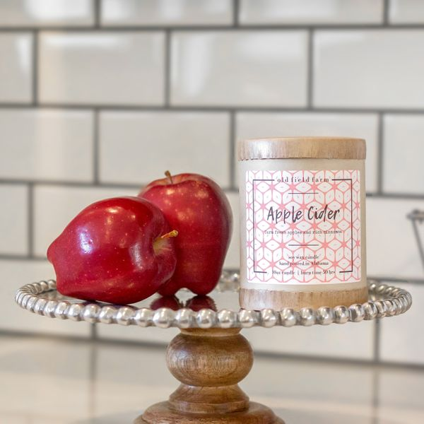 Old Field Farm Apple Cider Candle