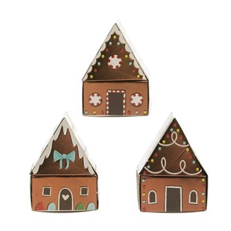 Gingerbread Matchbox