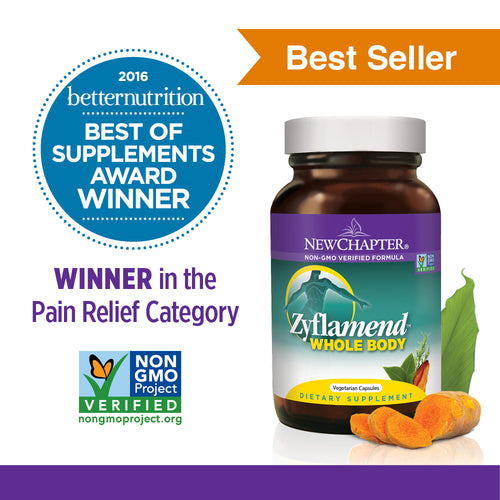Zyflamend Herbal Support for Pain