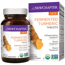 Fermented Turmeric Tablets