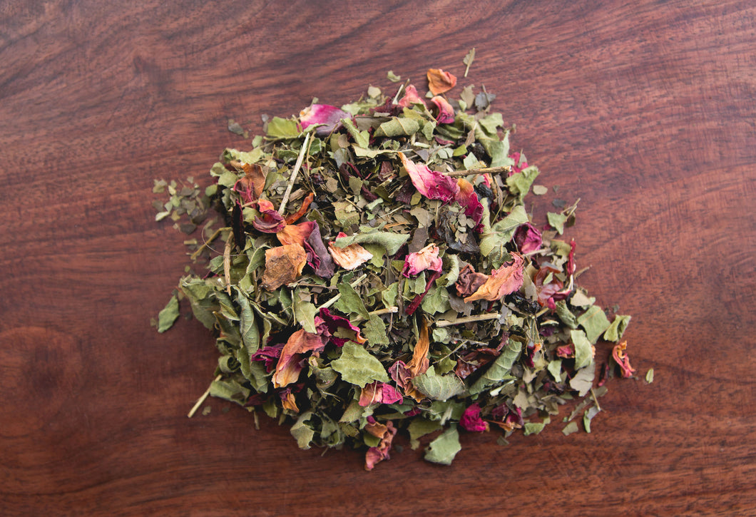 Elderberry Yaupon Premium Tea