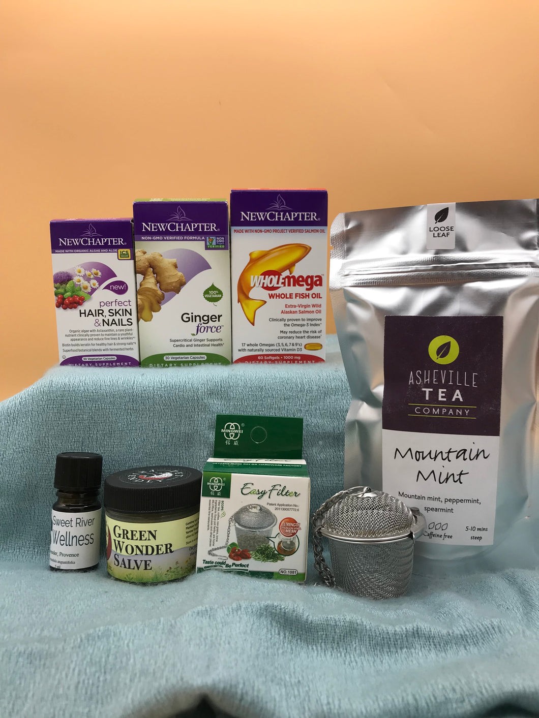 Sweet River Wellness Summer Box