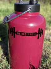 Lifting Wright Decal