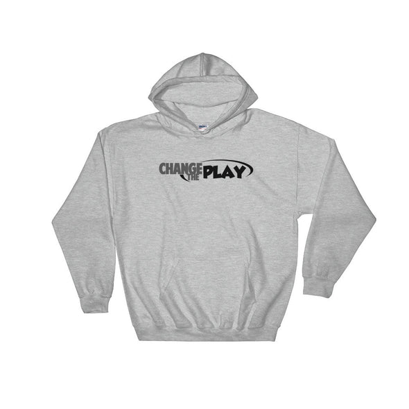 Change the Play Hoody Grey