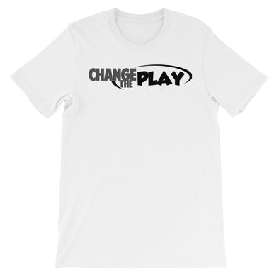 Change the Play Men's T-Shirt White