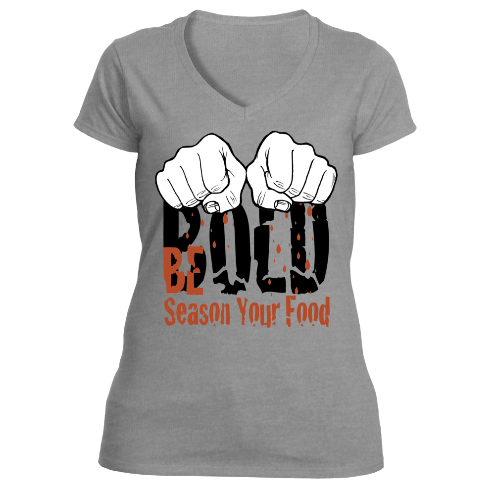 Be Bold T-Shirt (Ladies)