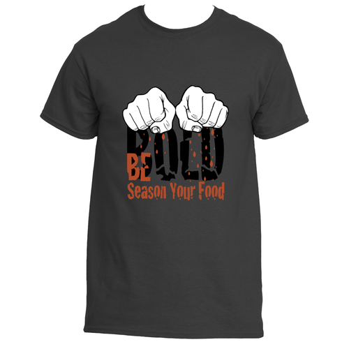 Be Bold T-Shirt (Mens)