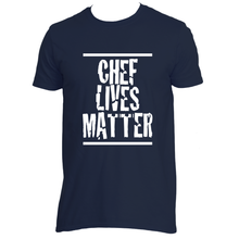 Chef Lives Matter T-Shirt (Mens)