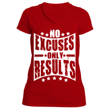 No Excuses Only Results (Ladies)