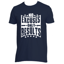 No Excuses Only Results (Mens)