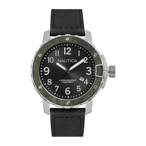 Men's Watch Nautica NAD15011G (45 mm)