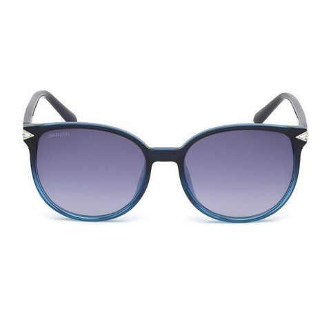 Ladies' Sunglasses Swarovski SK0191-90W (Ø 55 mm)