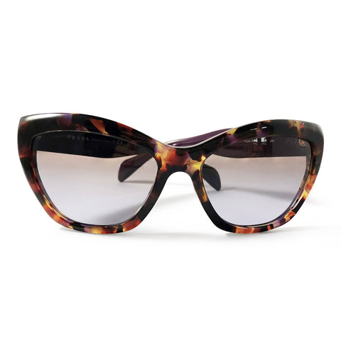 Prada Cat Eye Sunglasses  SPR02Q (Defective Item. Without box)