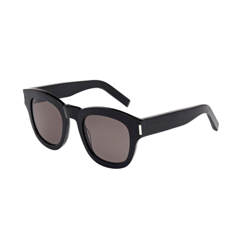 Yves Saint Laurent Bold 2 Black Gray Gradient Womens Sunglasses SLBOLD2 oo2