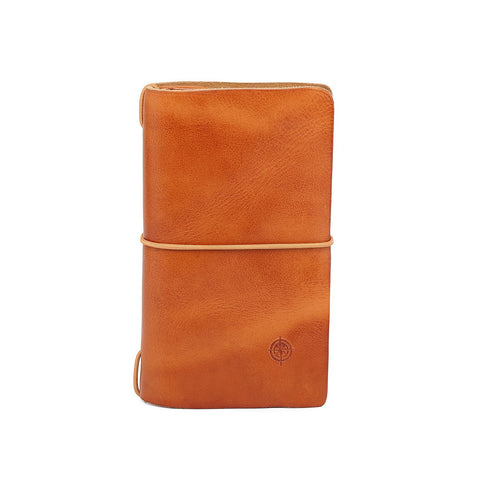 Old Trend Nomad Leather Travel Organiser