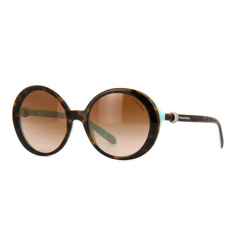 Tiffany & Co. Women's Sunglasses Tf Havana 52/18/140 Multi-TF410781343B