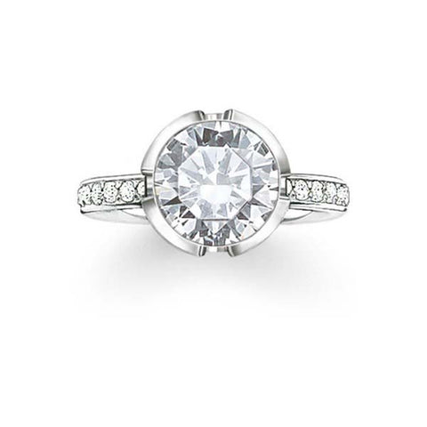 Ladies' Ring Thomas Sabo TR2037-051-14