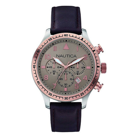 Men's Watch Nautica A17656G (44 mm)