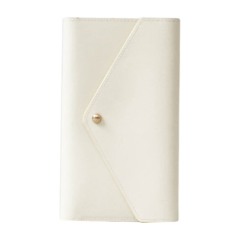 Paperthinks Travel Envelope Ivory White