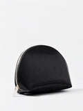 Paperthinks Recycled Leather Cosmetic Case Black