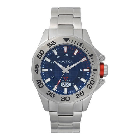 Men's Watch Nautica NAPWSV003 (44 mm)