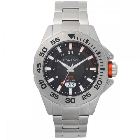 Men's Watch Nautica NAPWSV004 (44 mm)