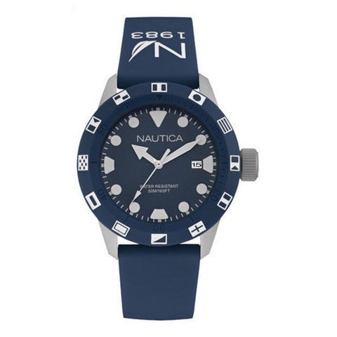 Men's Watch Nautica NAI09511G (44 mm)
