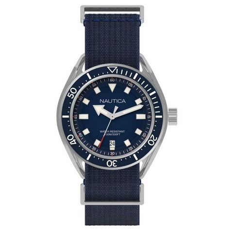 Men's Watch Nautica NAPPRF001 (47 mm)