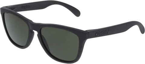 Oakley Men's Mirrored Frogskins OO9013-75 Black Rectangle Sunglasses