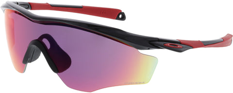 Oakley Men's Gradient M2 OO9343-08 Black Shield Sunglasses