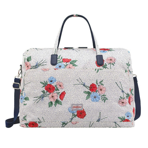 Cath Kidston Mother and Baby Travel Bag Detachable Shoulder Strap Stone