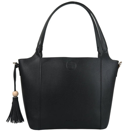 PRATTEN Barbados Shoulder Bag Black