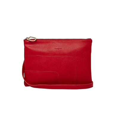 URBAN ORIGINALS EITHER WAY SHOULDER/SLING BAG RED