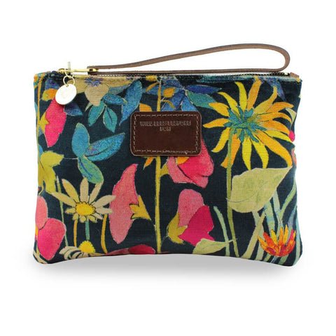 WILL Bees Persoanlised Frances Clutch Liberty Art Fabric