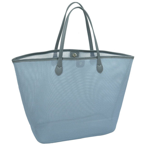PRATTEN GIRL FRIDAY TOTE GREY