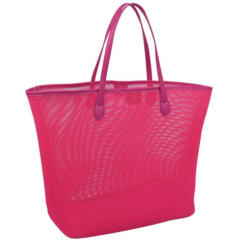 PRATTEN GIRL FRIDAY TOTE PINK