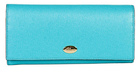 ALLORA Georgia Wallet Turquoise Blue