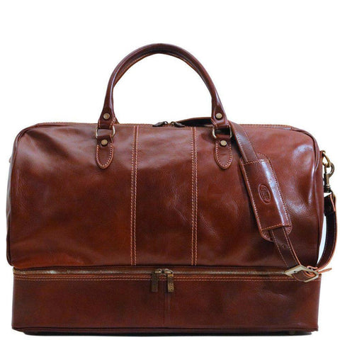Floto Leather Venezia Traveler
