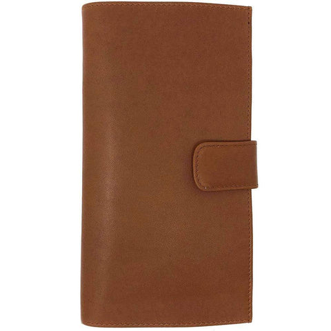 Floto Italian Leather Firenze Document Wallet Folder Brown