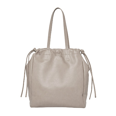 URBAN ORIGINALS LIGHT AND SHADOWS TOTE/SHOULDER BAG GREY