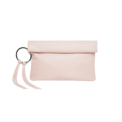 URBAN ORIGINALS LOST LOVER CLUTCH PINK